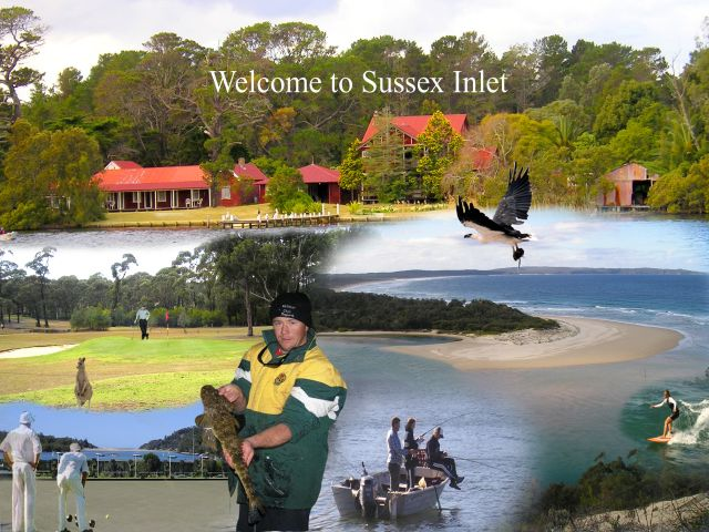 Sussex nsw